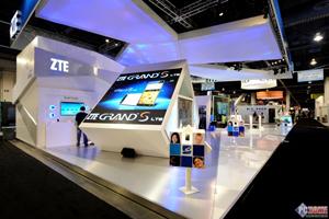 高科技产品云集美国消费电子展