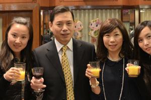 [图片]芝加哥总领事馆华文媒体招待会