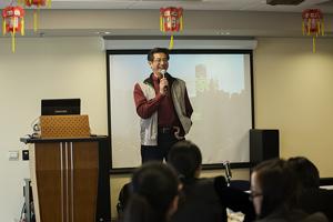 驻芝总领馆教育组主办中国文化研讨会