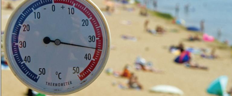 美国遭今夏最大范围酷热天气席卷