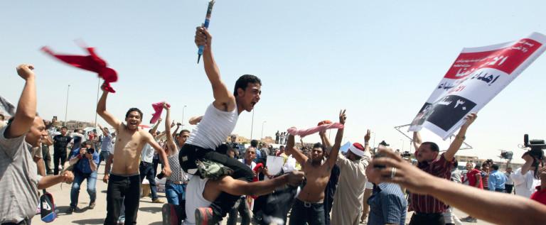 从埃及动乱看民主选举与总统的执政能力