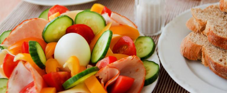 击败肥胖的健康早餐