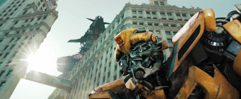 《变形金刚4》 把芝加哥变香港