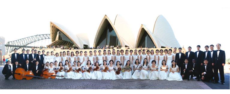 歌拉西阿斯合唱团免费圣诞巡演–芝加哥站
