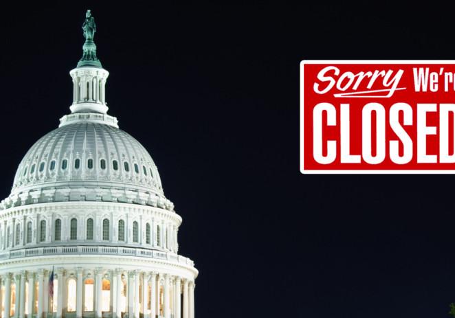 联邦政府关闭究竟谁是谁非?