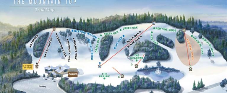 芝加哥冬季滑雪胜地推荐