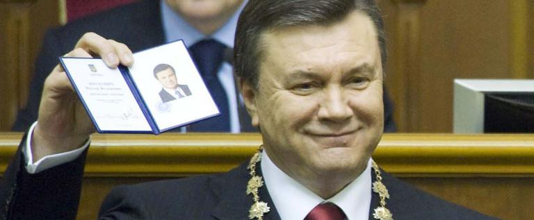乌克兰前总统:不会要求俄罗斯实施军事援助