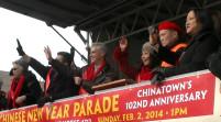 芝加哥中国城马年春节游行[视频]