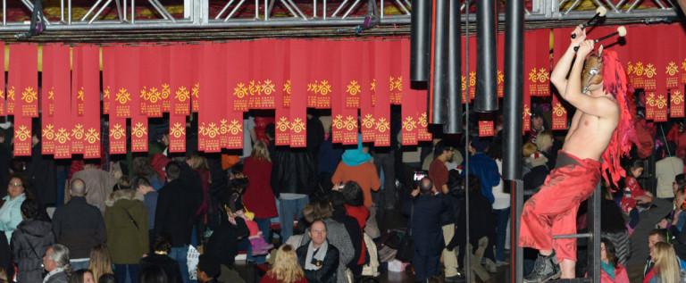 芝加哥华人华侨热烈庆祝马年新年