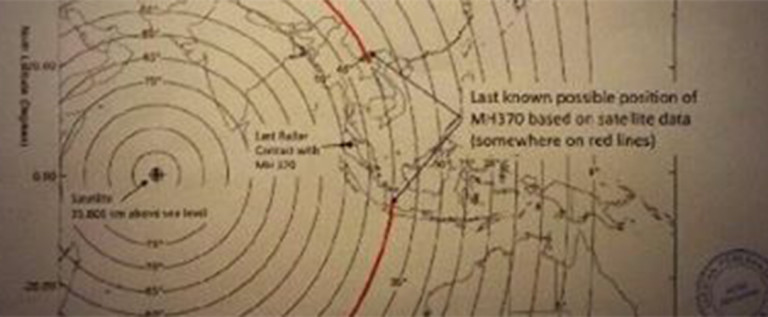 """""""突破性""""的数据处理是怎样发现MH370航班踪迹的?"""