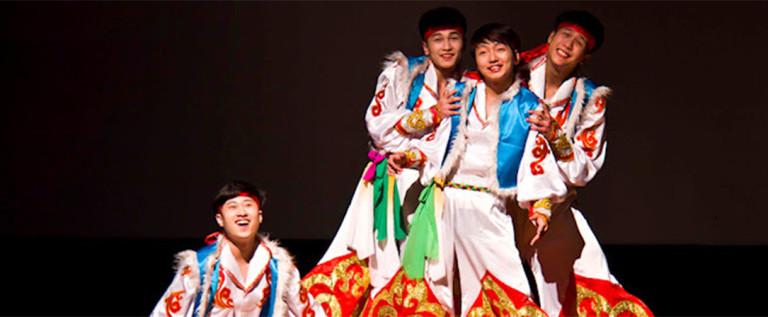 2014希林灯节精彩[视频]男子群舞《北方歌谣》