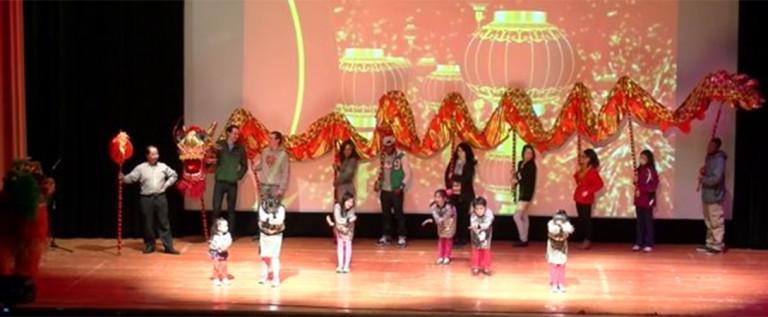 2014 希林灯节演出视频——舞蹈《欢乐灯节》