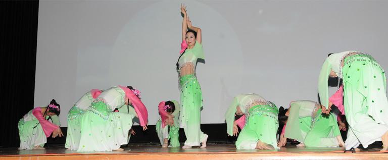 2014希林灯节演出精彩视频——古典舞蹈,《江南春蕴》