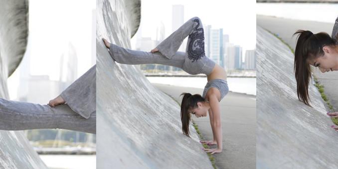 """寻找身体的平衡点:送给喜欢做运动的""""美食家""""们"""