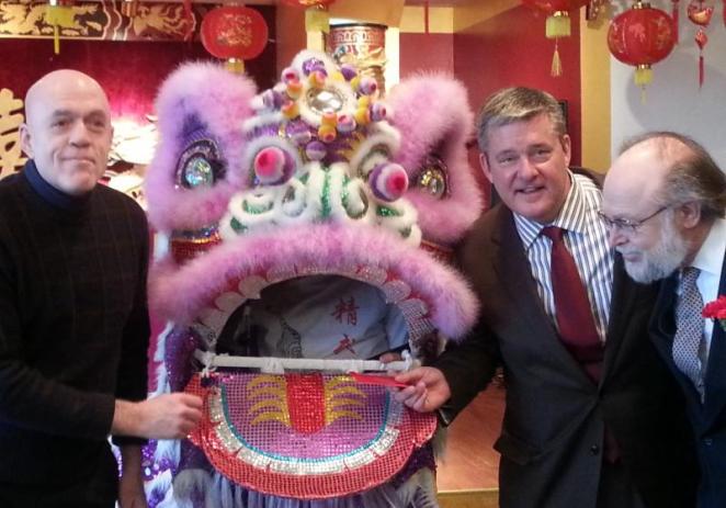 州财务长举办2014庆祝美国亚太裔传统月