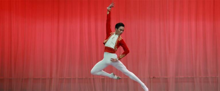 希林艺术学院  芭蕾舞班招生