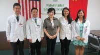 美亞健康協會舉行世界乙肝宣傳日活動
