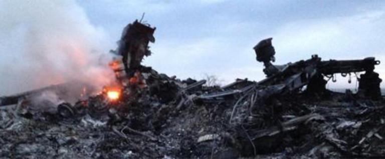 载近300人马航客机在俄乌边境坠毁