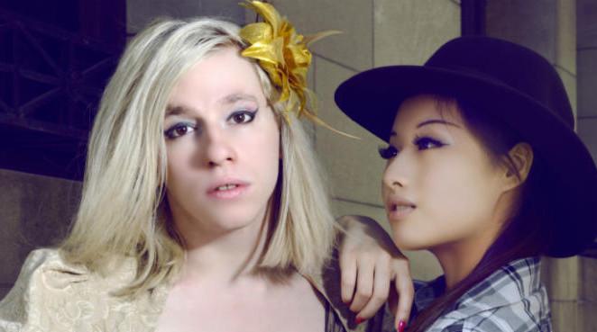 金美翎:美国双性艺人的曲折生活