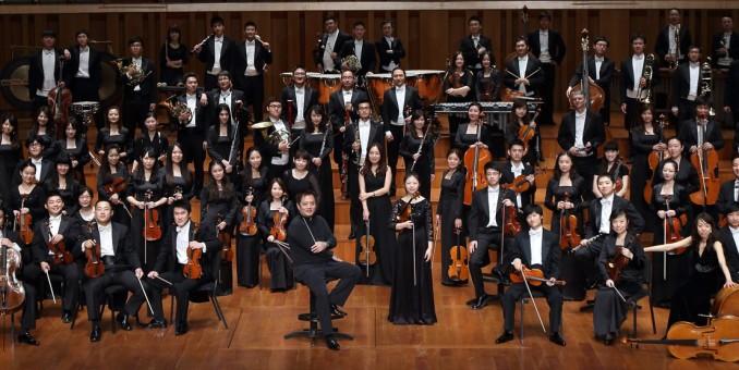国家大剧院管弦乐团出征北美 传播中国声音