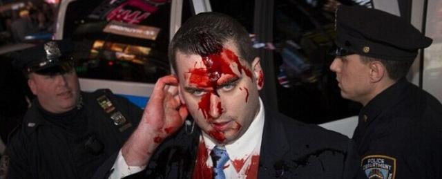 美国90个城市发生骚乱