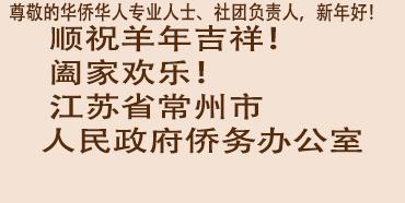 江苏省常州市2015创业之桥活动