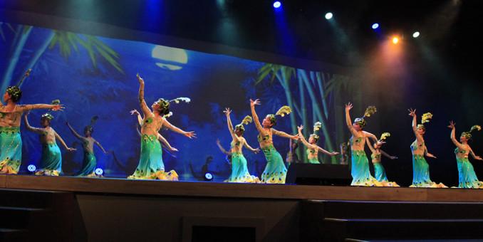 【视频】希林灯节惊喜丰富多彩的中华文化艺术