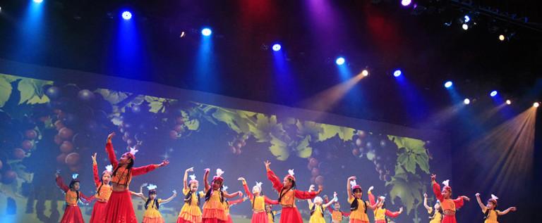 新疆舞巜欢乐地跳吧》