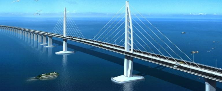 港珠澳大桥是怎么建成的