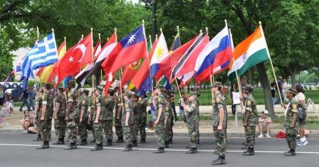 国殇日大游行