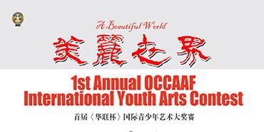 首届华联杯国际青少年艺术交流大奖赛