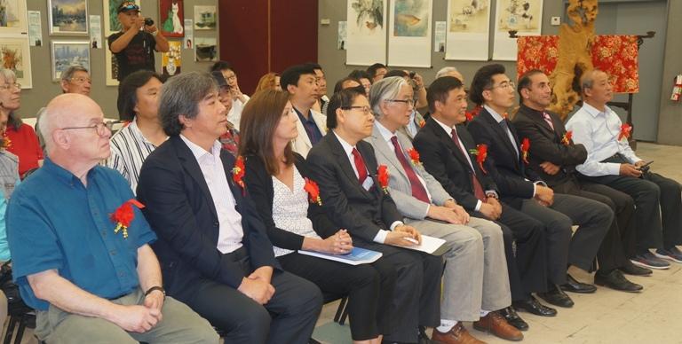 2015-6-5 第二届中国 青岛美术北美行 (3)