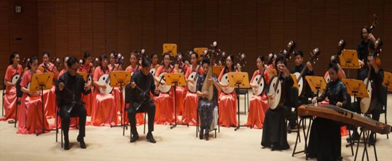 中美音乐大师 演绎中国民族音乐