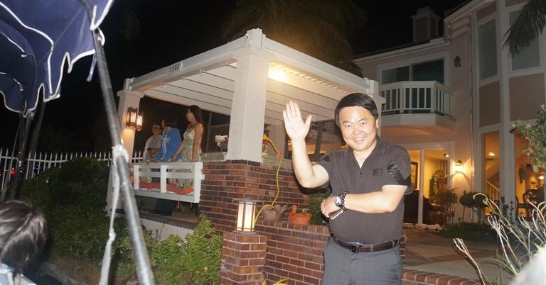 2015-7-3 尼克松故乡别开生面的美国独立日庆祝活动 (5)