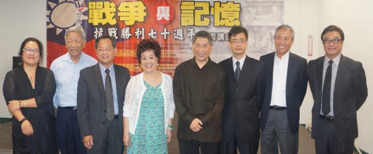 白先勇:抗日战争是中华民族值得骄傲的共同记忆