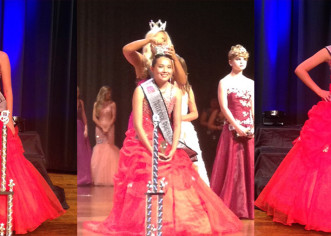 Alexandria 赢了2016  Miss National Pre-Teen