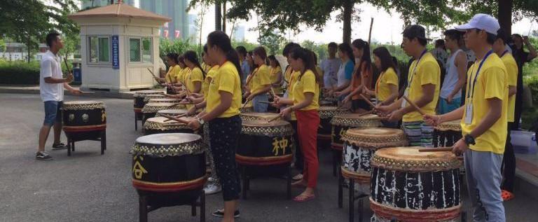 """""""寻根之旅""""给华裔青少年的中国文化集中体验"""