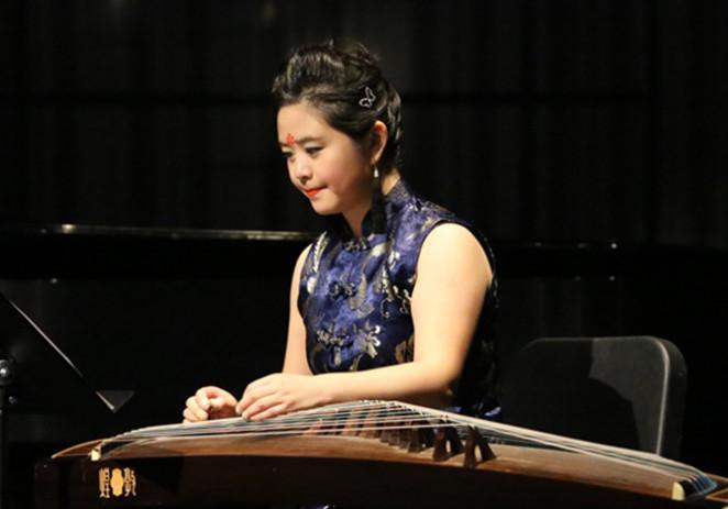 亚利桑那大学孔子学院中秋音乐会创新获好评