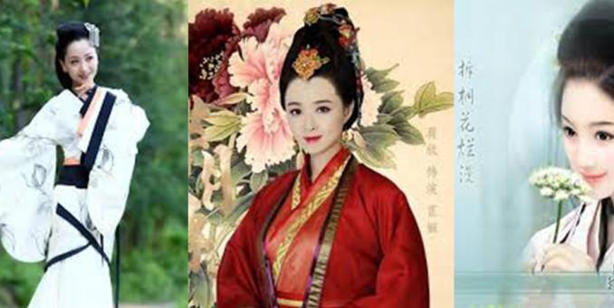 看中国女人演绎绝色中国!
