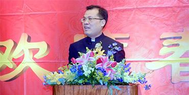 中华人民共和国驻芝加哥总领事赵卫平2016年新春贺辞