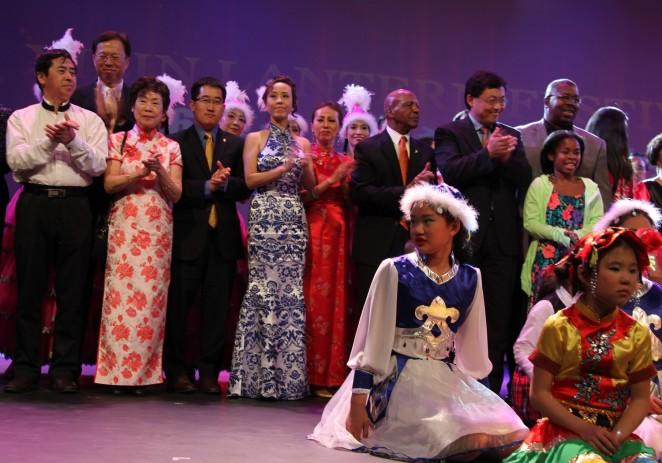 第十一届希林灯节文艺晚会成功举办