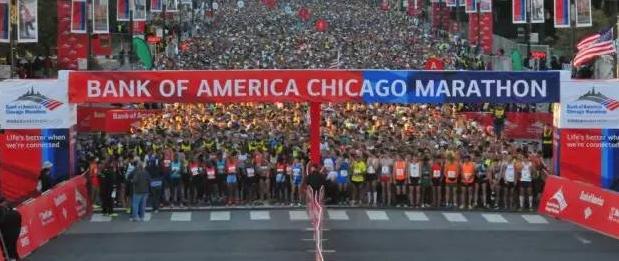 芝加哥马拉松 | 奔跑吧,风城!