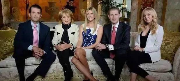 特朗普家的娃个个优秀,究竟是为啥?