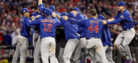 小熊队突破魔咒 108年后MLB世界大赛夺冠