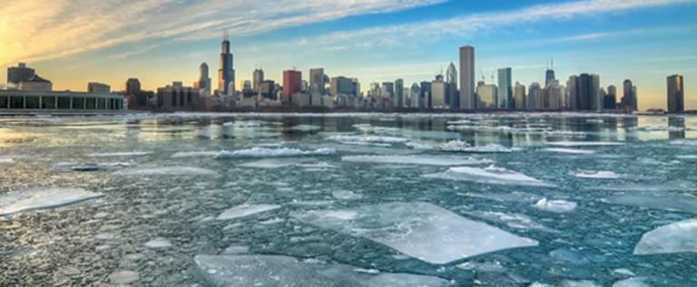 北极寒流再发飙:周末酷寒兼冬日风暴