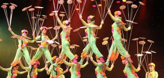 希林艺术学院中国舞蹈冬季集训及教学