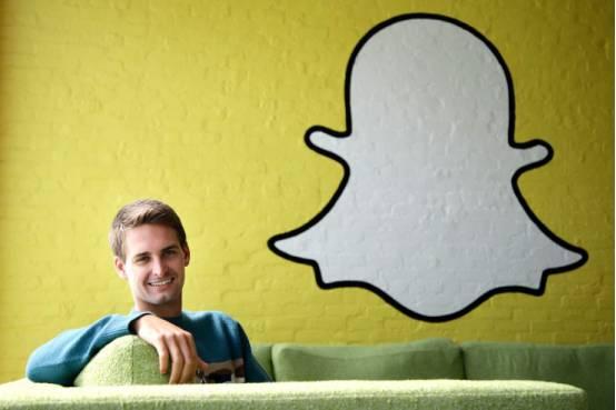 ▲斯皮格尔图片来源:techcrunch.Com