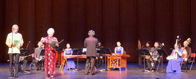 洛杉矶文化界年度盛事 紫禁城室内乐团访美音乐会