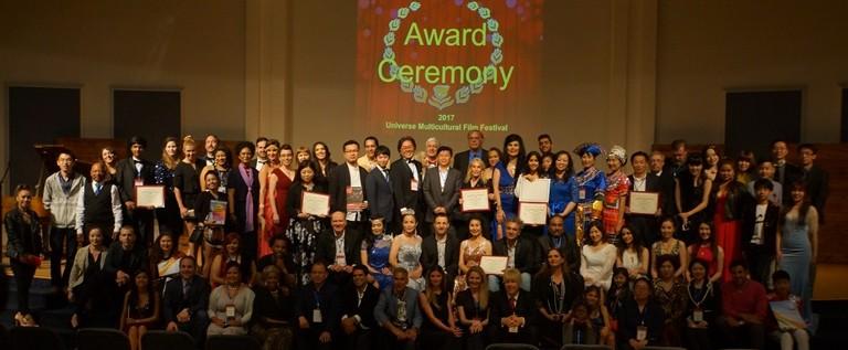 洛杉矶世界民族电影节 中国电影军团获多项大奖