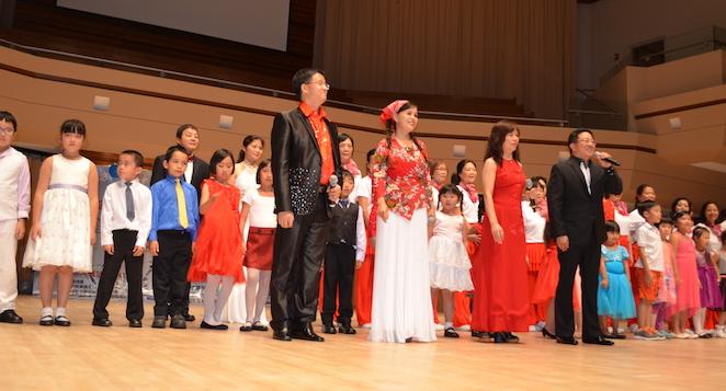 水立方杯海外华人歌曲大赛庆功会、芝加哥华星艺术基金会成立庆典大会成功举办